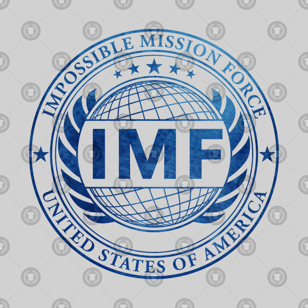 IMF - Impossible Mission Force (BLUE)