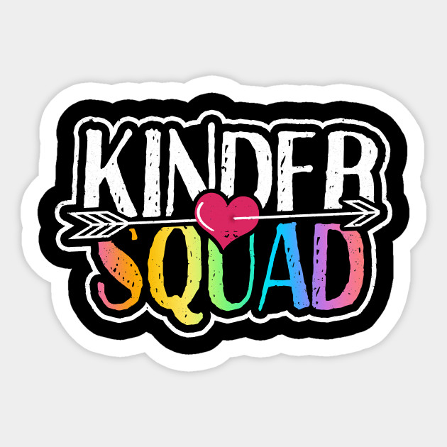School Kinder Squad Kindergarten School Student Teacher - Kinder ...