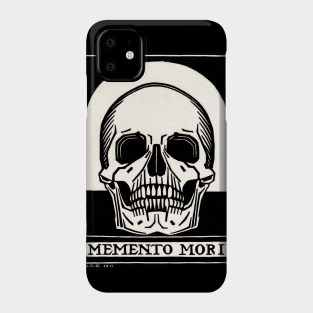Memento Mori vinyl decal remember that you have to die latin nihlism philosphy