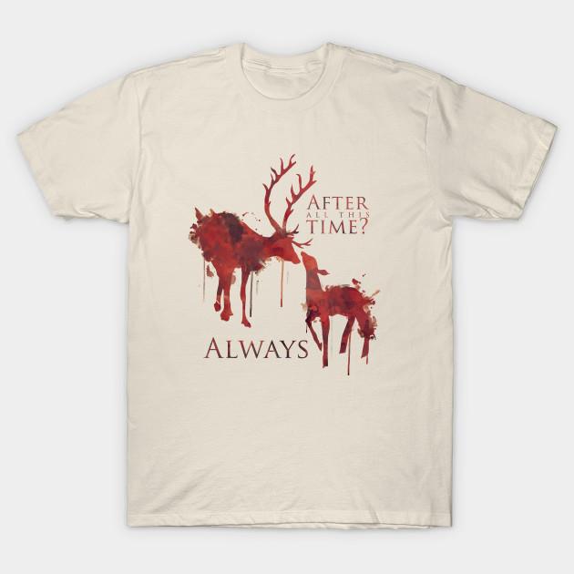 1220b42e5 Always | Harry Potter - Harry Potter - T-Shirt | TeePublic