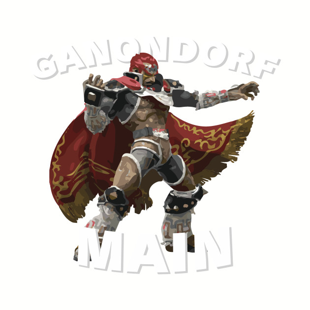 Ganondorf Main Smash Ultimate