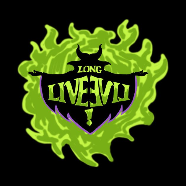 Long Live Evil: Mal (Descendants)