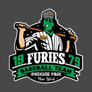 Baseball Furies t-shirts