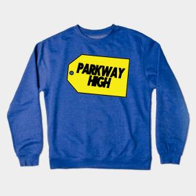 8efab3062305 Parkway High Best Buy parody Crewneck Sweatshirt