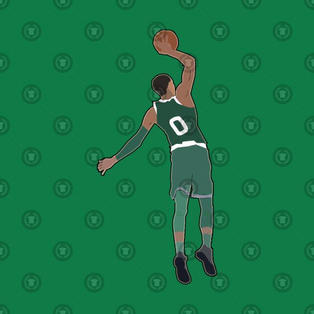 Jayson Tatum Dunk