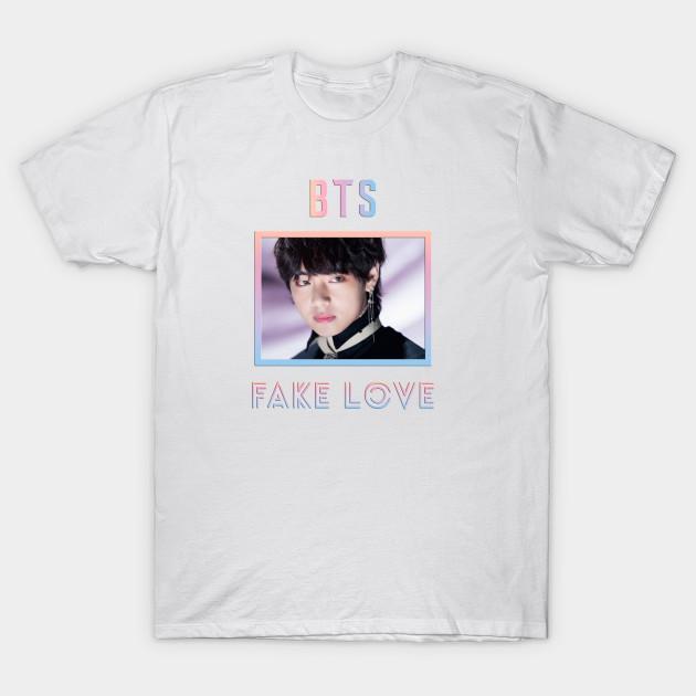 Bts Fake Love Design V