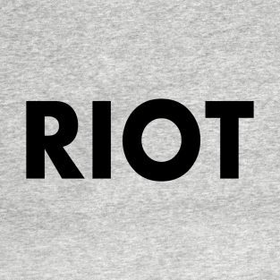 It's Always Sunny - RIOT t-shirts