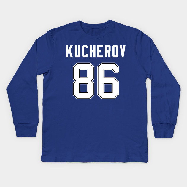 big sale c0c66 e4f26 Tampa Bay Lightning - Nikita Kucherov T-Shirt
