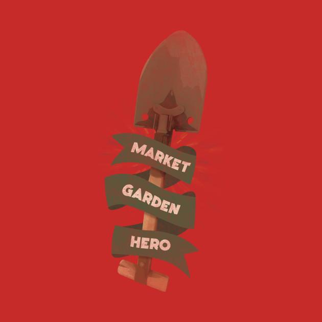 Team Fortress 2 - MARKET GARDEN HERO