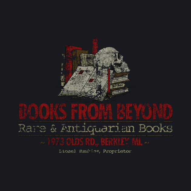 Books from Beyond - Vintage