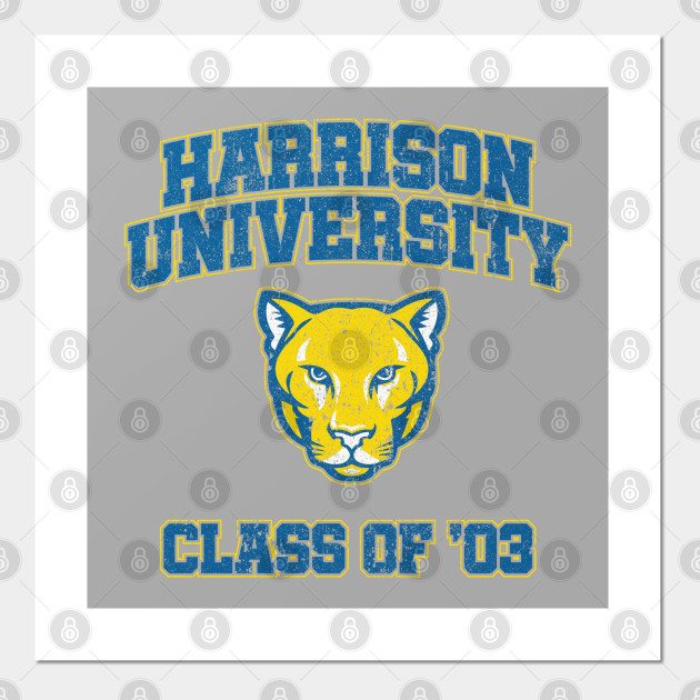 Harrison University Class of 03 - Old School