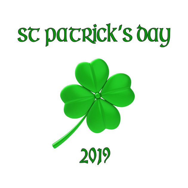 St patricks day 2019