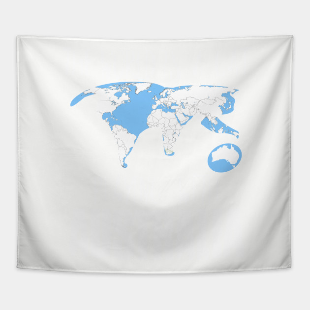 Funny world is a cat playing map cat tapestry teepublic 2823682 0 gumiabroncs Images