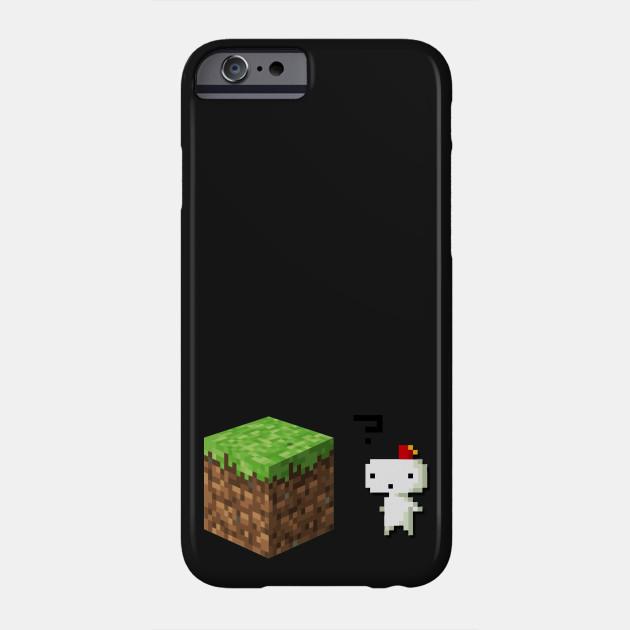 Minecraft Fez Fez Video Game Phone Case Teepublic