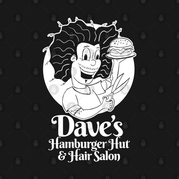 Dave's Hamburger Hut & Hair Salon (Abbey Pub)