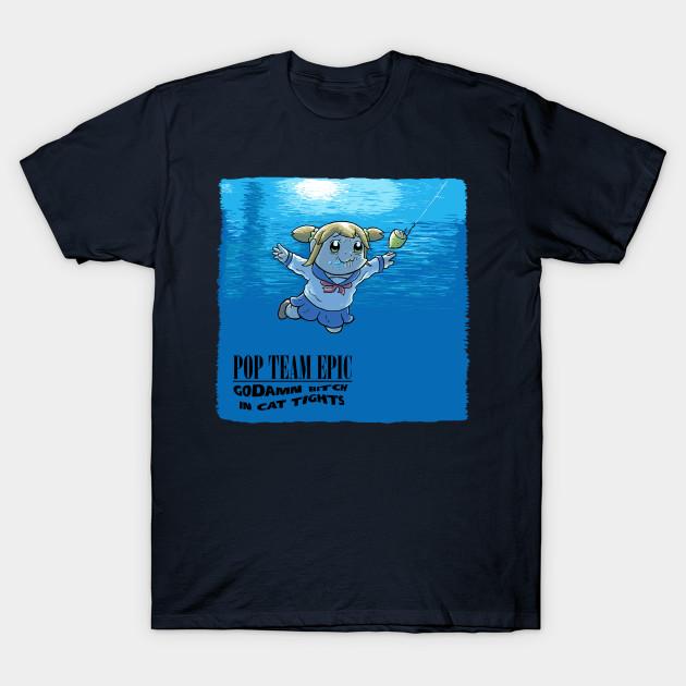 Popvana - Pop Team Epic - T-Shirt