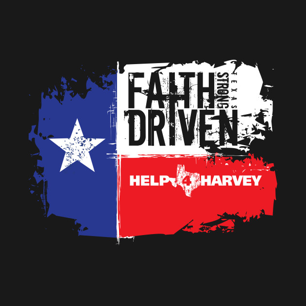 Hurricane Harvey 2017 Design1