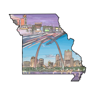 Missouri t-shirts