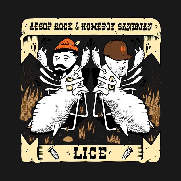 Aesop Rock Lice Homeboy