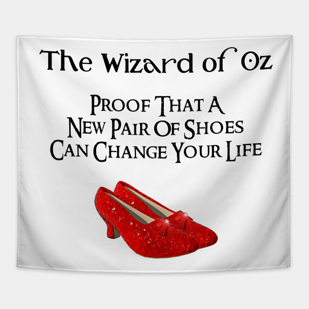 Wizard of Oz New Pair of Shoes