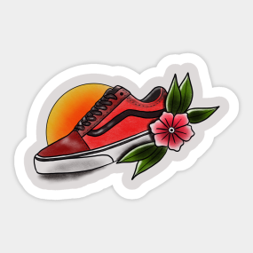 85f2f2e1cfb0cc Vans Off The Wall Stickers