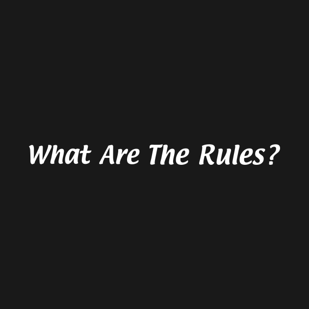 What are the rules?