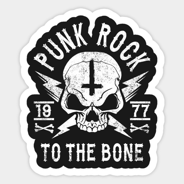 PUNK ROCK - PUNK ROCK TO THE BONE