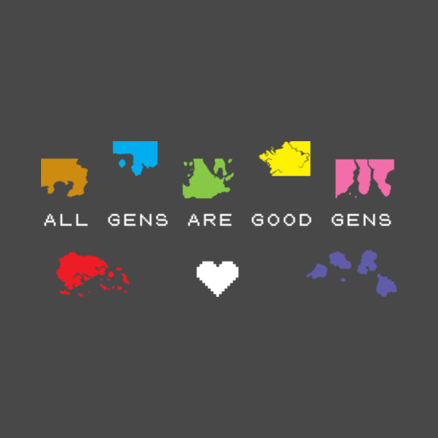 All Gens are Good Gens