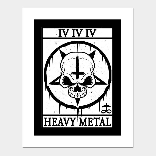 Heavy Metal Heavy Metal Tarot Card Tarot Card Heavy Metal