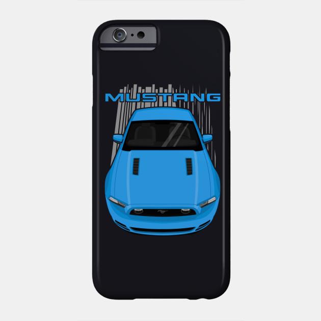 Mustang GT 2013 to 2014 - Grabber Blue