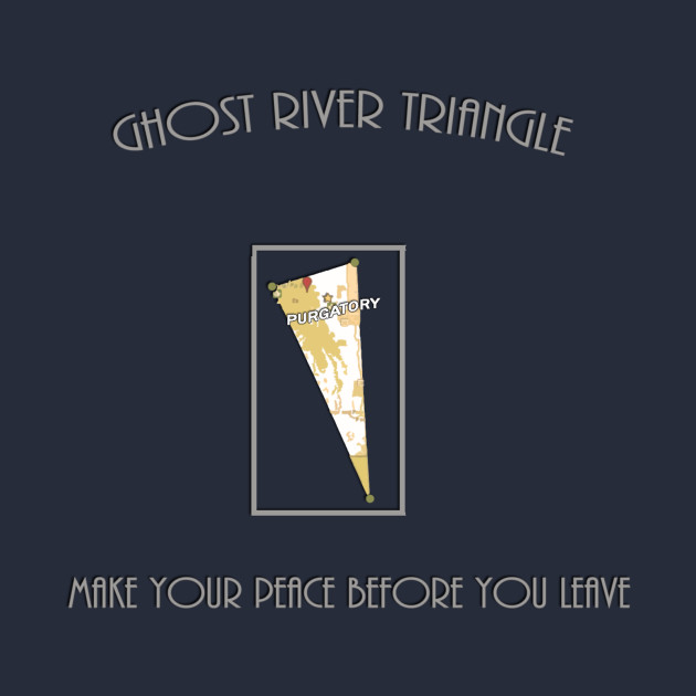Ghost River Triangle map
