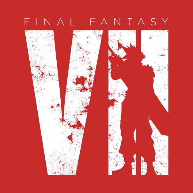 Final Fantasy VII - Minimal