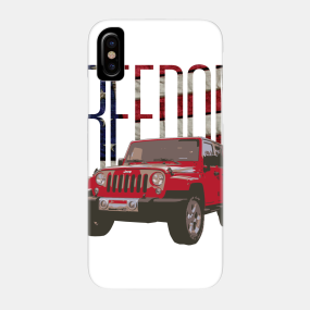 save off 9b831 fb9e7 Jeep Wrangler Phone Cases - iPhone and Android | TeePublic