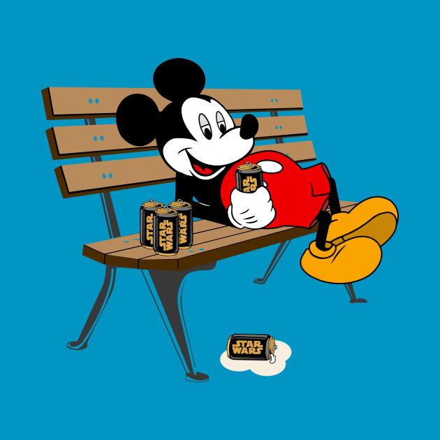 Drunk Mickey Mickey Mouse T Shirt Teepublic