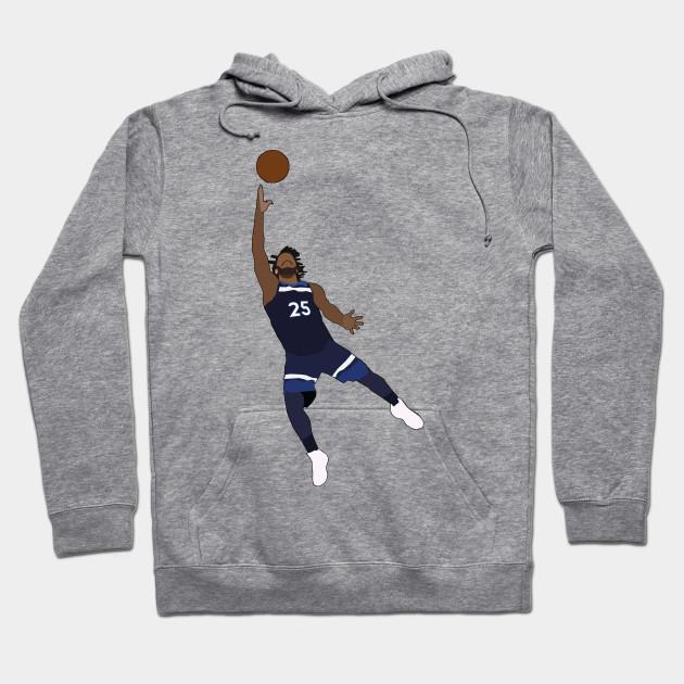 Derrick Rose Minnesota Timberwolves Nba Hoodie Teepublic De