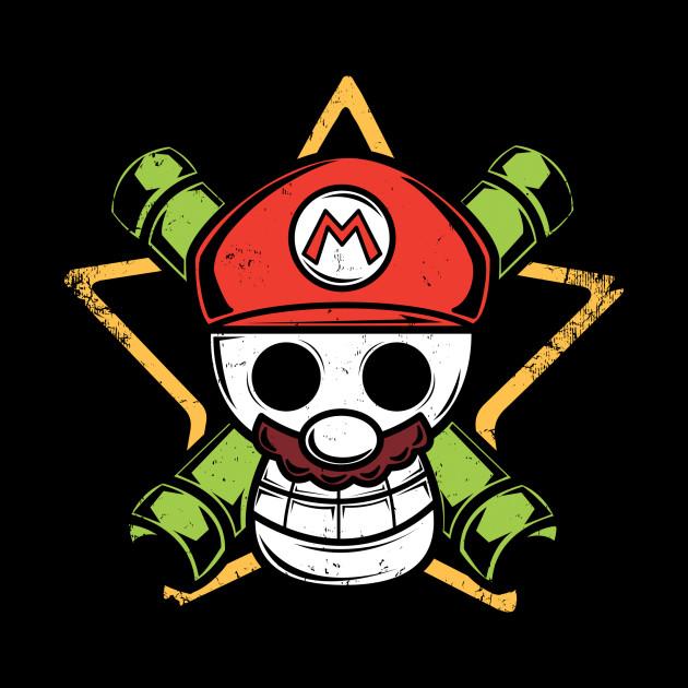 Plumber pirate