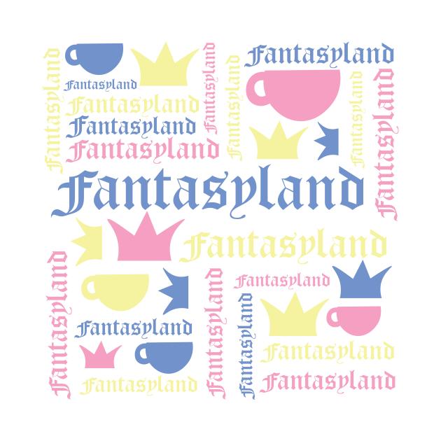 Fantasyland Block