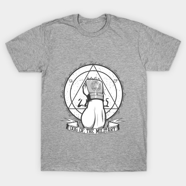 817900e3 Dog of the Military: Strong Arm - Armstrong - T-Shirt | TeePublic
