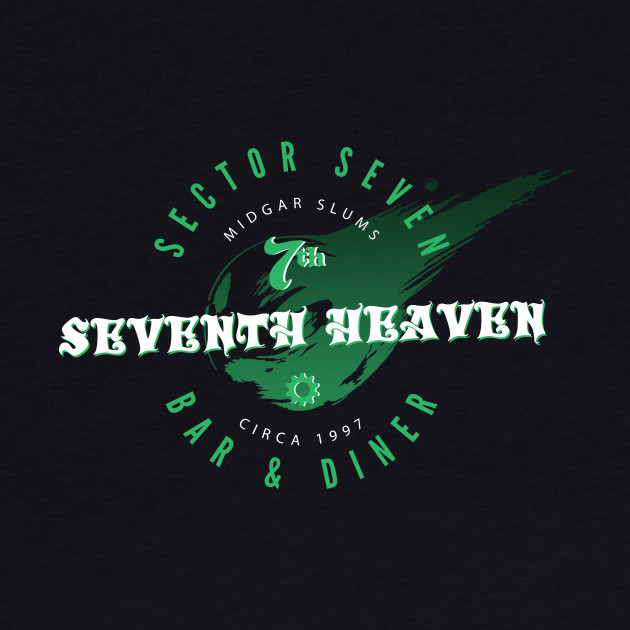 Be sure to stop by Seventh Heaven!