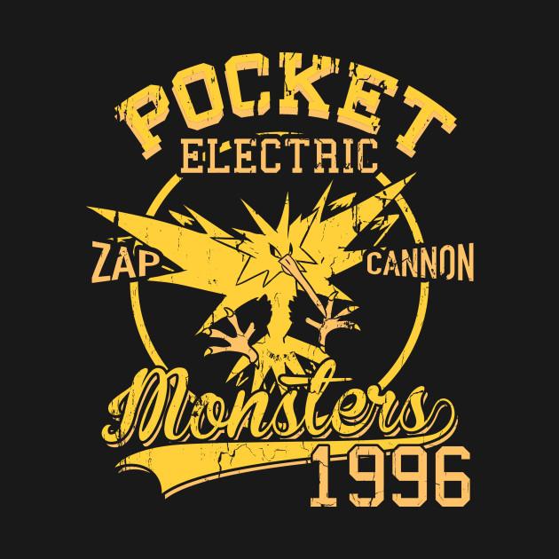Zap Cannon T-Shirt