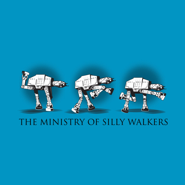 Silly Walkers - Light