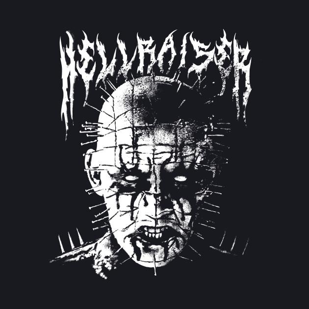 Black Metal Pinhead