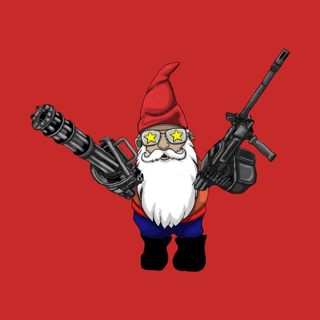 Gnome guns