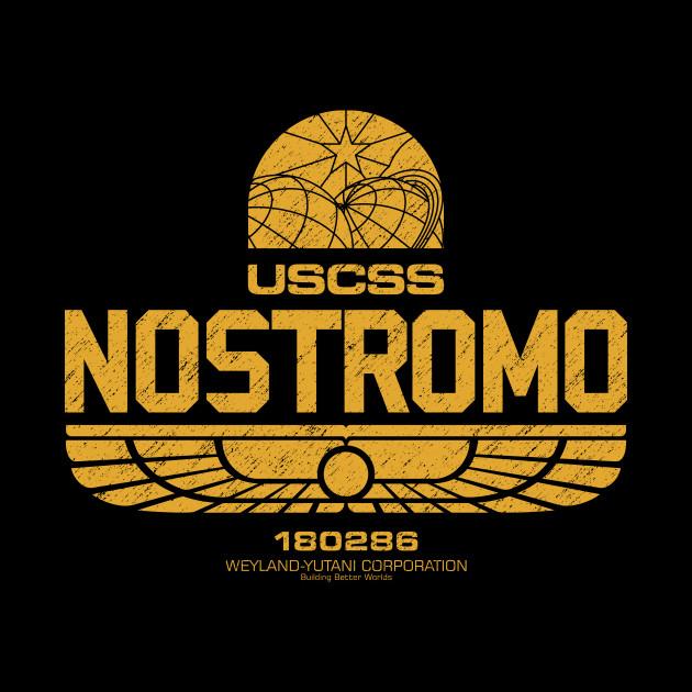 USCSS Nostromo - Alien movie