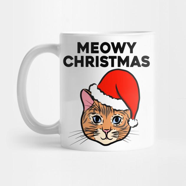 830560 1 - Merry Christmas Cat