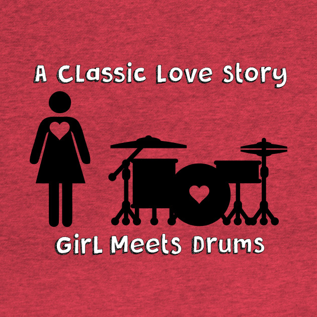 Girl Meets Drums