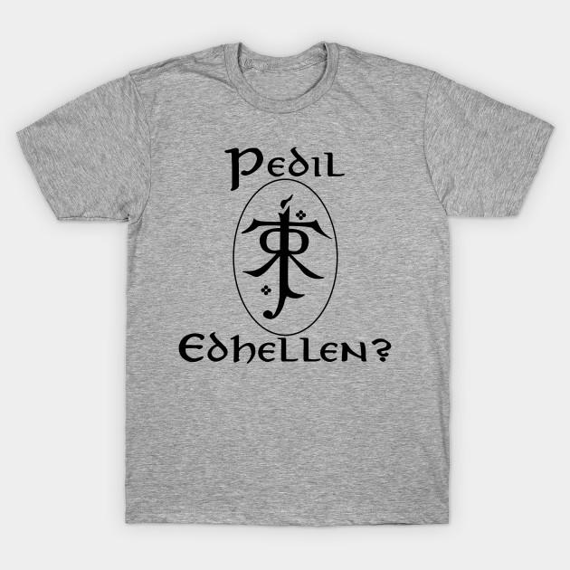 Do you speak Elvish?