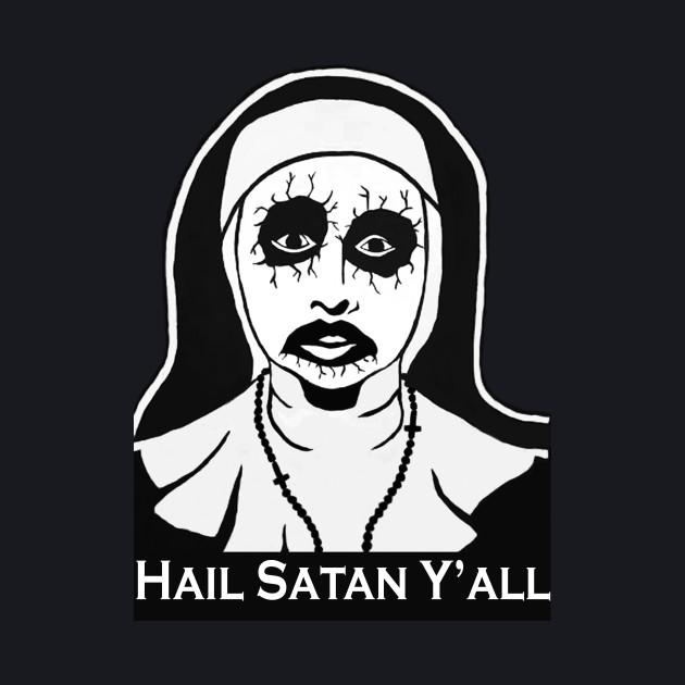 Oslo Black Hail Satan Y'all