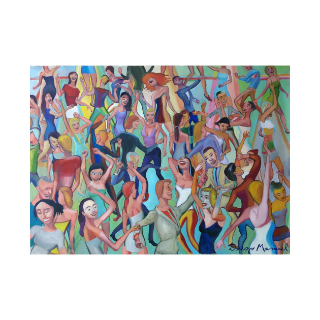 The dance 5