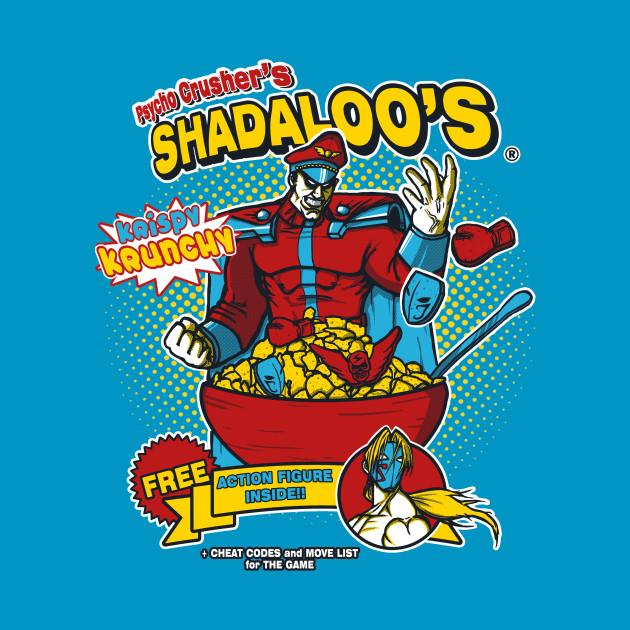 Psycho Crusher's Shadaloo's T-Shirt